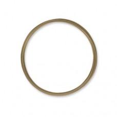 Bracelet Size Remembrance Memory Wire, Golden Harvest colour, 0.25oz pack