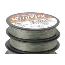 Beadalon 162P-010 Wildfire Beading Thread, 0.20mm, Green, 114m spool