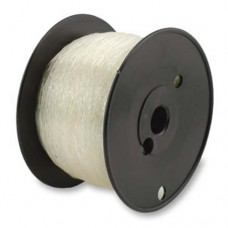 0.5mm Clear Round Elasticity, 100m reel