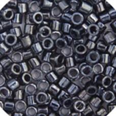 Gunmetal, Colour code  1 Size 15/0 Delicas, 5.2g approx.