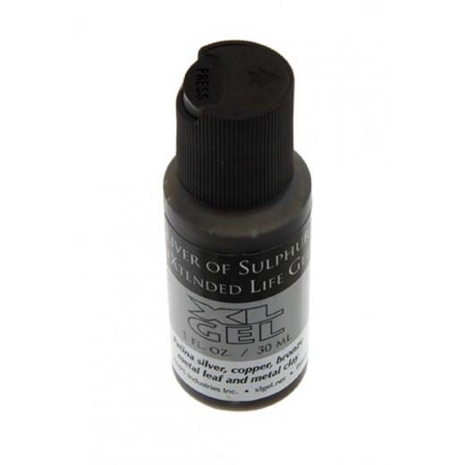 Liver of Sulphur XL Gel Squeeze Bottle 1 fl.oz. 30ml