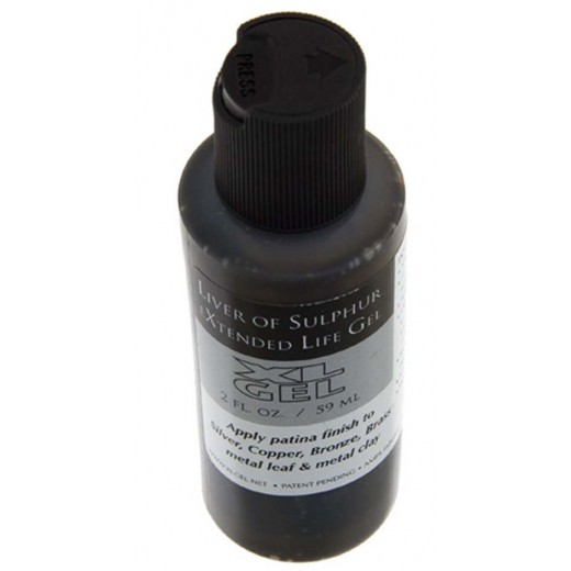 Liver of Sulphur XL Gel Bottle 2 fl.oz. 59ml