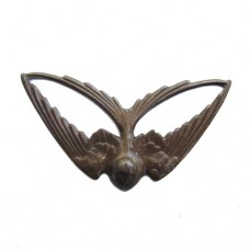 Wings of Love in Rustic Sable finish