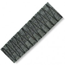 10mm Artistic Wire Mesh - Black - 1m length