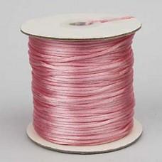 Rattail Cord 2mm Light Pink, priced per 5 metre