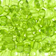 Transparent Green 2-037 Size 2/0, 22g Approx