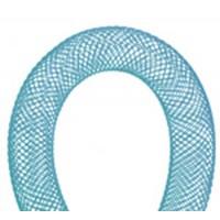 Nylon Mesh Tubing 9-10mm Aqua 2m