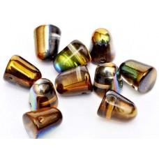 Crystal Magic Copper Gumdrops, 10pcs