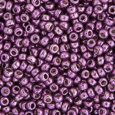 Duracoat Galvanized Egg Plant Miyuki 11/0 Seed Beads, 250g, Colour 4220