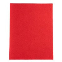 Stiff Red Beading Foundation, 8.5 x 11 inches