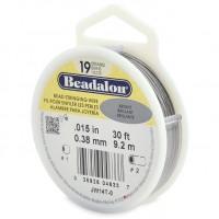 Beadalon standard 19 strand beading wire