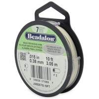 Beadalon sterling silver beading wire