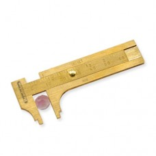 Brass Sliding Bead Gauge