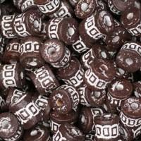 Medium Clay Tube Beads, Brown, Pack of 10