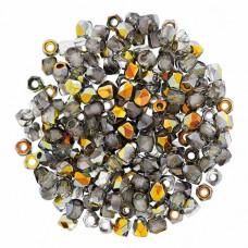 Crystal Marea 2mm Firepolished Beads 150pcs