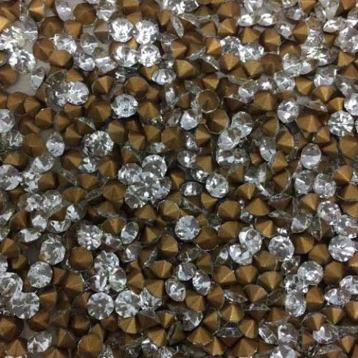 3.8mm Swarovski Chaton - Crystal No. 16 x 100 pcs