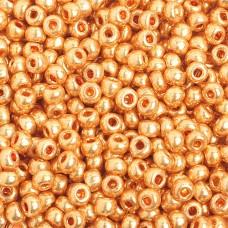 Metallic Gold, Size 6/0, 22g