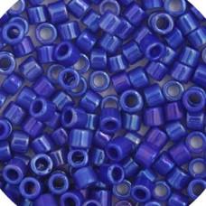 Cobalt Blue AB, Colour Code 0216, Size 11/0 Delicas, 5.2g approx.