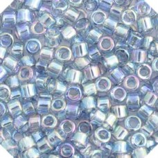 Grey Luster, Colour Code 0111, Size 11/0 Delicas, 5.2g approx.