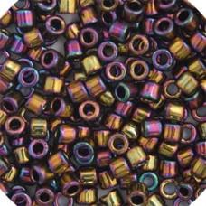 Bronze AB Metallic , Colour code  23 Size 15/0 Delicas, 5.2g approx.