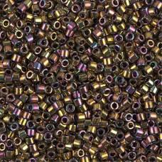 Bronze AB Metallic, Approx. 5.2gr, Size 8/0 Delica, Colour Code 0023