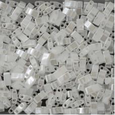 Crystal Ceylon Miyuki Half TILA Beads, Colour 0511, 5.2g appx.