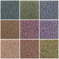 Pre-order New Miyuki Translucent Seed Bead Beads