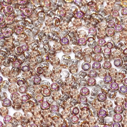 Crystal Sliperit Miyuki size 15/0 Seed Beads, colour 55011, 8.2g approx.