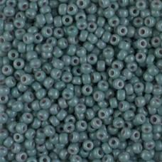Duracoat Opaque Opaque Eucalyptus Miyuki 8/0 Seed Beads, 22g. Colour 4481