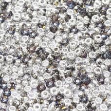 Bermuda Blue Miyuki 8/0 Seed Beads, 22g, colour 55012