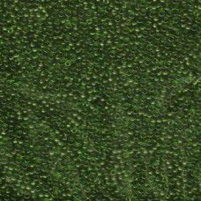 Olive Transparent Miyuki 11/0 Seed Beads, 250g, Colour 0158
