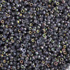 Crystal Vitrail Matte Miyuki 11/0 Seed Beads, 250g, Colour 4557