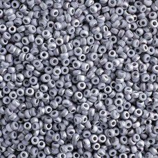 Crystal Labrador Matte Miyuki 11/0 Seed Beads, 250g, Colour 4558