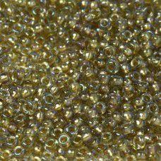 Bulk Bag Champagne Fancy Lined Size 11/0 Miyuki Seed beads, Colour 3540, 250g
