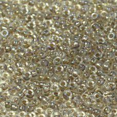 Bulk Bag Rose Taupe Fancy Lined Size 11/0 Miyuki Seed beads, Colour 3645, 250g