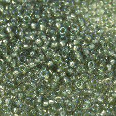 Bulk Bag Streak Fancy Lined Size 11/0 Miyuki Seed beads, Colour 3740, 250g