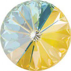 Crystal Sunshine Delite Swarovski 14mm Rivoli