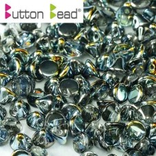Crystal Marea 4mm Button beads - pack of 50