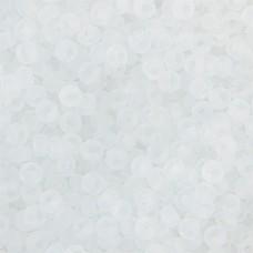 Transparent Matte Crystal, Size 8/0, 22g