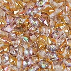 Old Bourbon Diamonduo Beads, Pack of 34