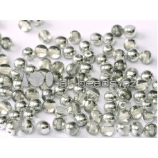 Crystal Labrador  3mm Firepolished Beads, Pack of 120 pieces