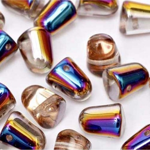 Bulk Bag Crystal Sliperit Gumdrops, 50pcs