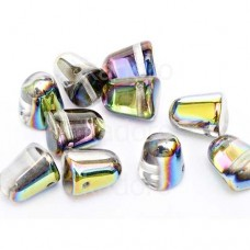 Crystal Vitrial Gumdrops, 10pcs