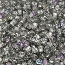 Pellet Crystal Vitrail Light  4x6mm 50 pieces