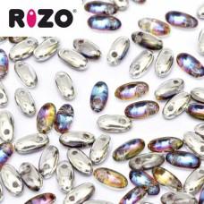 Crystal Volcano Rizo Beads approx. 20gm