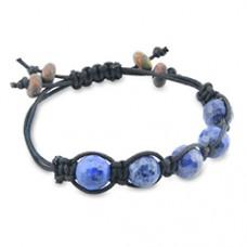 Project - Adjustable Macrame Bracelet