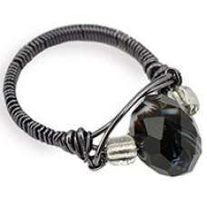 Black Widow Ring - A Free Pattern by Cindy Becker
