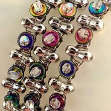 It's a Wrap Bracelet - A Free Pattern by Amy Katz