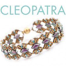 Cleopatra Bracelet, designed by Erika Sandor