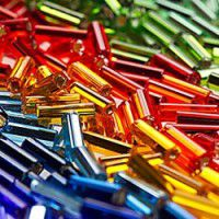 Shaped Glass Czech Beads
